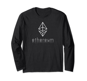 Elegant Ethereum Long Sleeve