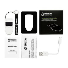 Unboxing TREZOR Hardware Wallet