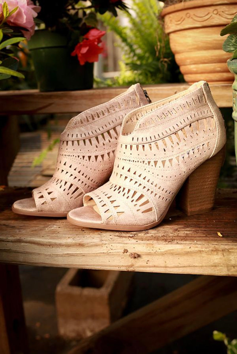 Groove Thang Heels