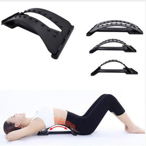 Back Massage Pain-Relief Stretcher