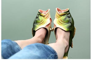 The Fish Slippers - FREE SHIPPING!