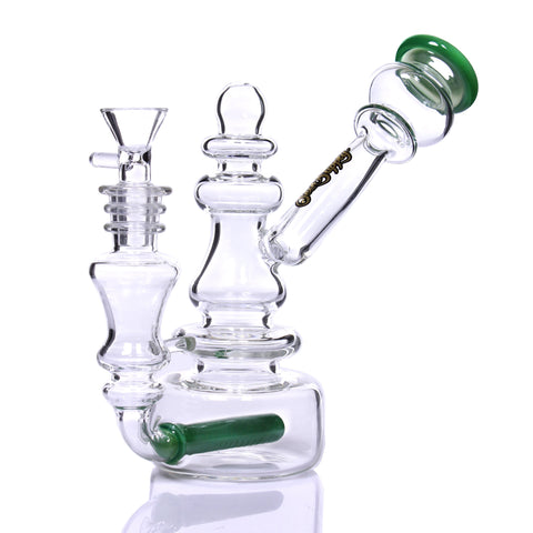 Sesh Supply 'Calypso' Honey Pot Sidecar Mini Rig