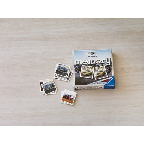 Bentley Ravensburger Memory Game