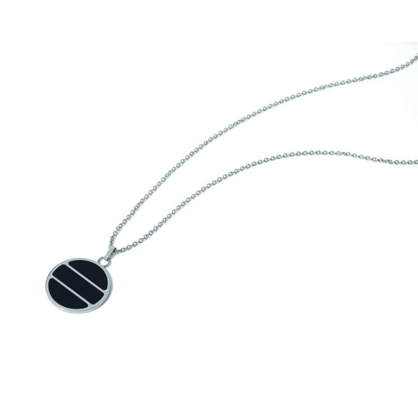 Ladies Bulls-Eye Necklace