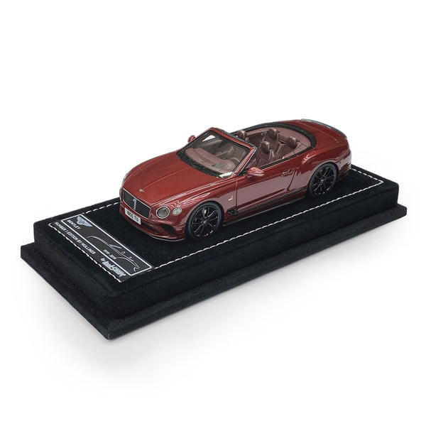 1:43 Continental GT Convertible #1 Edition by Mulliner