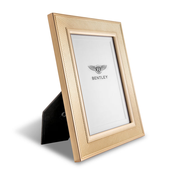Knurling Photo Frame