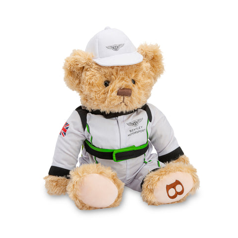 Motorsport Teddy Bear