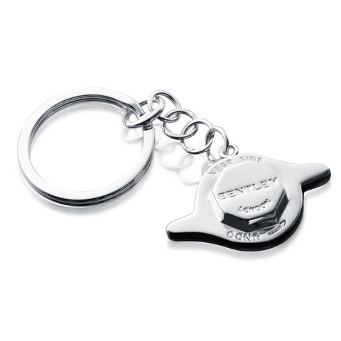 Wheel Spinner Keyring