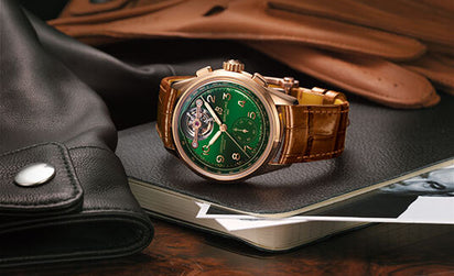 Introducing the new Breitling Premier B21 Chronograph Tourbillon 42 Bentley Limited Edition