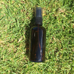 Amber Glass Spray Bottle 100ml