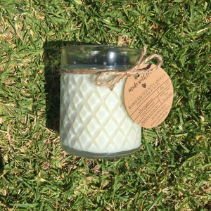 Soy Candles in Vintage & Preloved Glassware