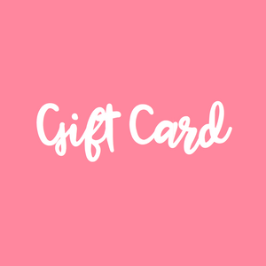 // GIFT CARD // Made With Love . Home And Body