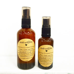 Essential Oil Spray 'Marrakesh'