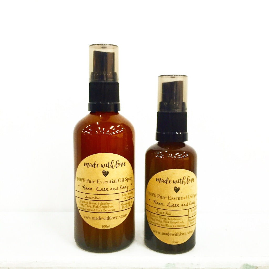 Essential Oil Spray 'Frankii'