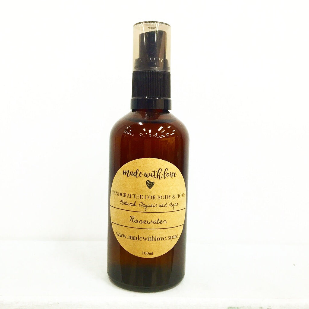 100ml Rosewater Spray