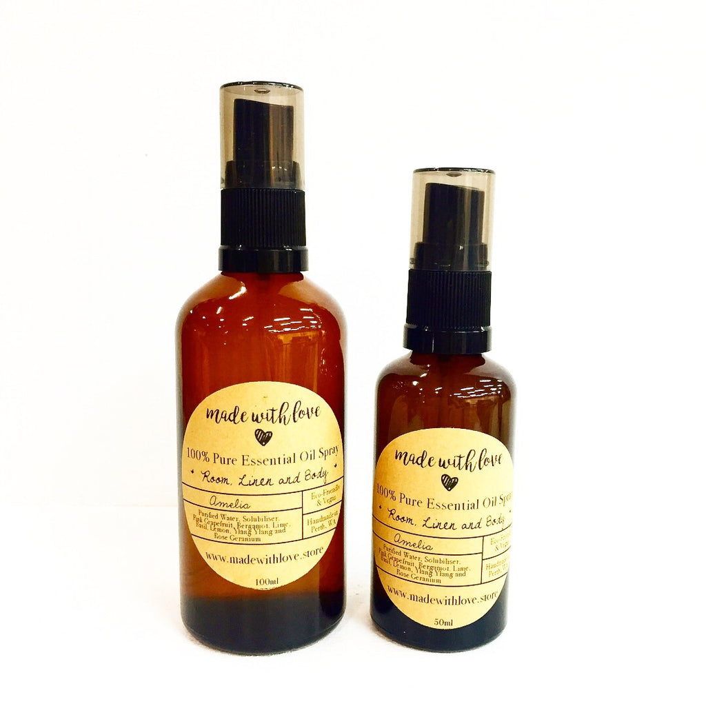 Essential Oil Spray 'Amelia'