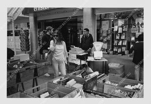 "Photographie "" Braderie Place Guillaume "" Tirage original 1/10"