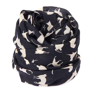 Cat Scarf - Conscientnetworks