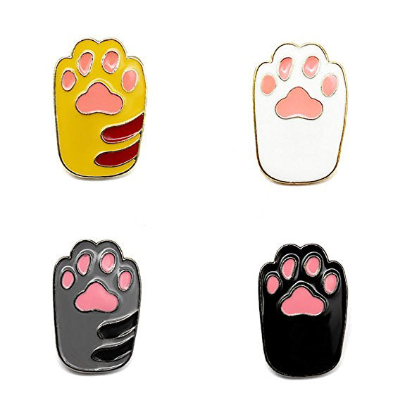 Paws - Brooch Pins - Bahia Investments