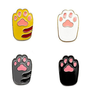 Paws - Brooch Pins - Conscientnetworks