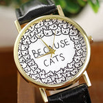 Because Cats - Watch - La-tonnelle-bormes
