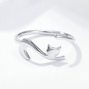 Swift - Silver Ring - Conscientnetworks