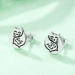 Ying Ying - Silver Earrings - Bahia Investments