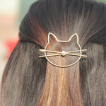 Gold Hair Pin - Conscientnetworks