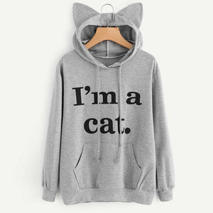 I'm a cat - Hoodie - Bahia Investments
