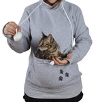 Kittyroo - Cat Hoodie - Bahia Investments