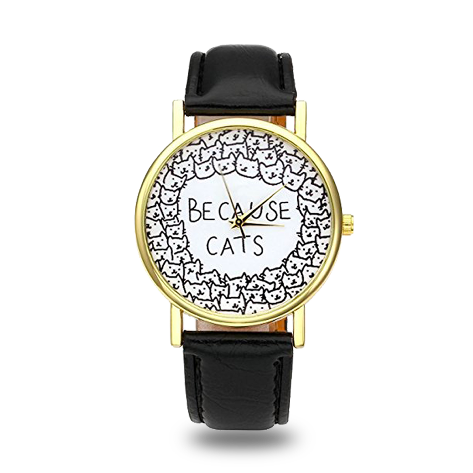 Because Cats - Watch - Conscientnetworks