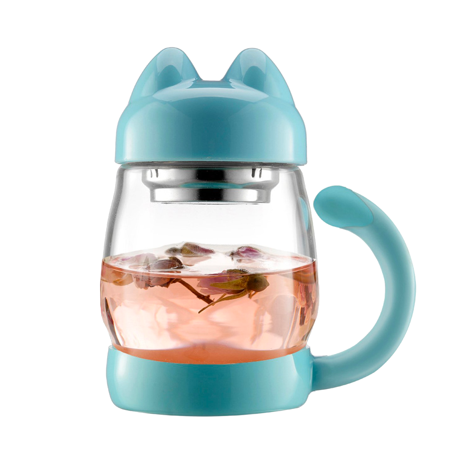 Teaow™ - Portable Tea Infuser - Conscientnetworks