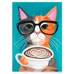 Coffee - Canvas Print - Conscientnetworks