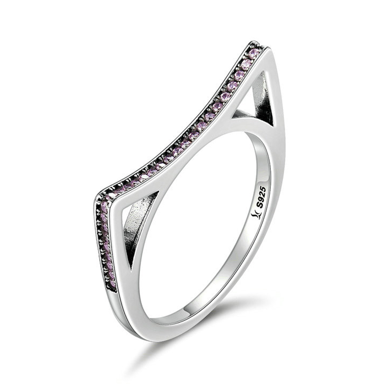 Violet - Silver Ring - Bahia Investments