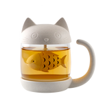 Kittea™ - Tea Brewer Mug - Conscientnetworks