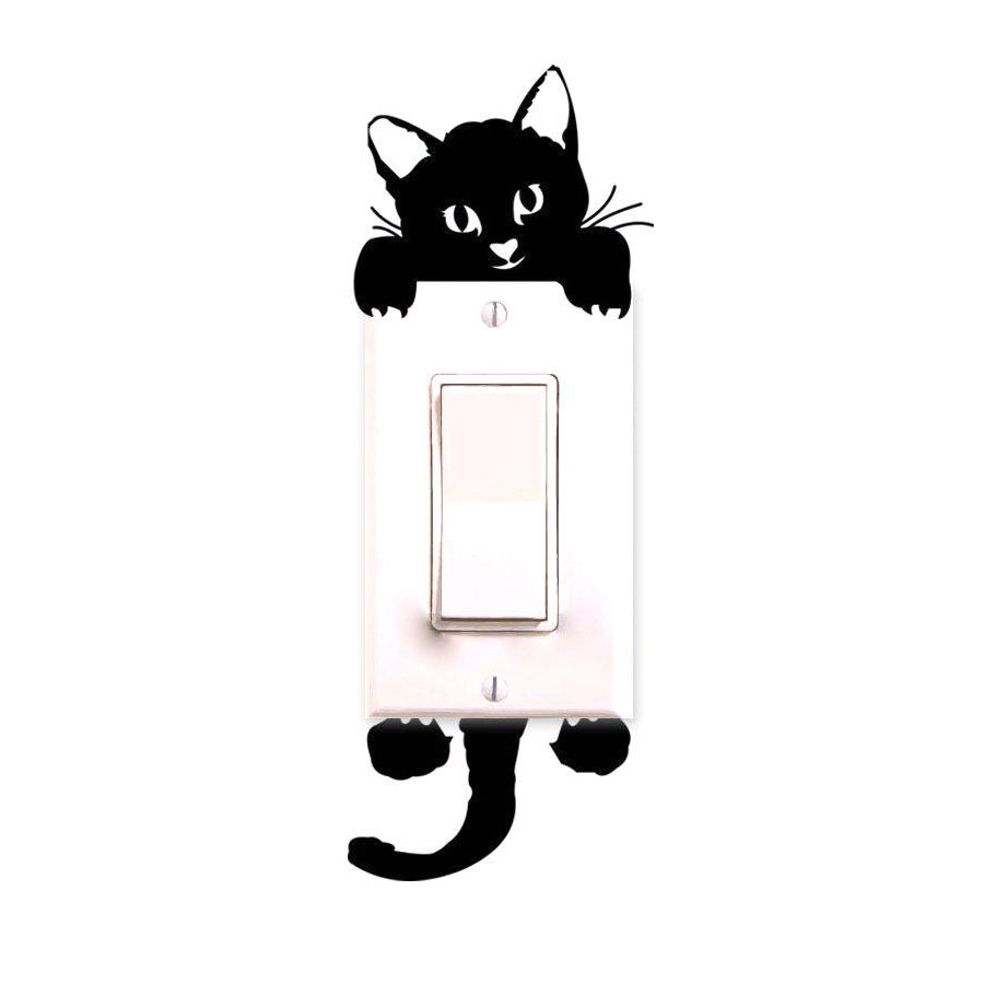 Light Switch - Sticker - La-tonnelle-bormes