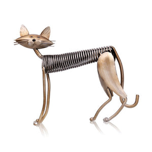 Street Cats - Decorative Statuettes - Bahia Investments