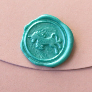 Unicorn creative wax seal stamp