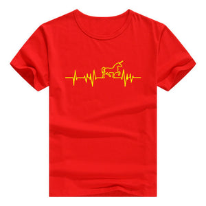 Unicorn Heartbeat T-shirt
