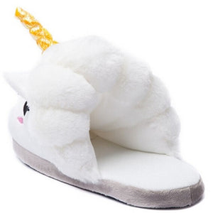Unicorn Slippers for Grown