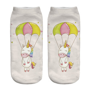 Unicorn Socks High Quality