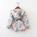 Happy Rainbow Coat And Jackets For Girls and Babies