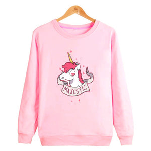 Majestic Unicorn Sweatshirt