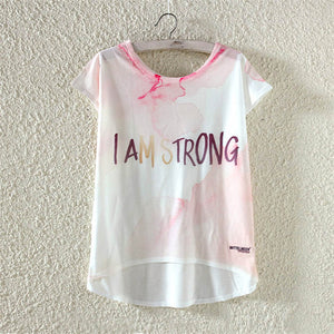 I am StrongT-Shirt