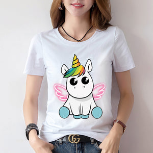 Angel Unicorn T Shirt