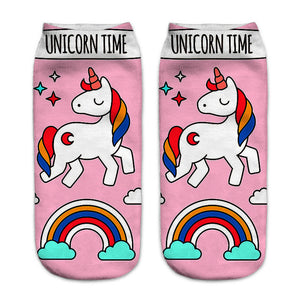 Unicorn Lifestyle Women Socks