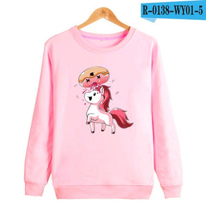 Donut Unicorn Sweatshirt