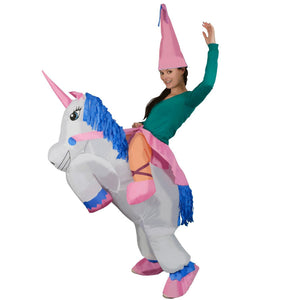 Inflatable Unicorn Halloween Costumes For Adults