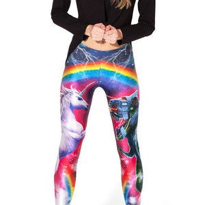Elastic Women Fitness Pants Leggings