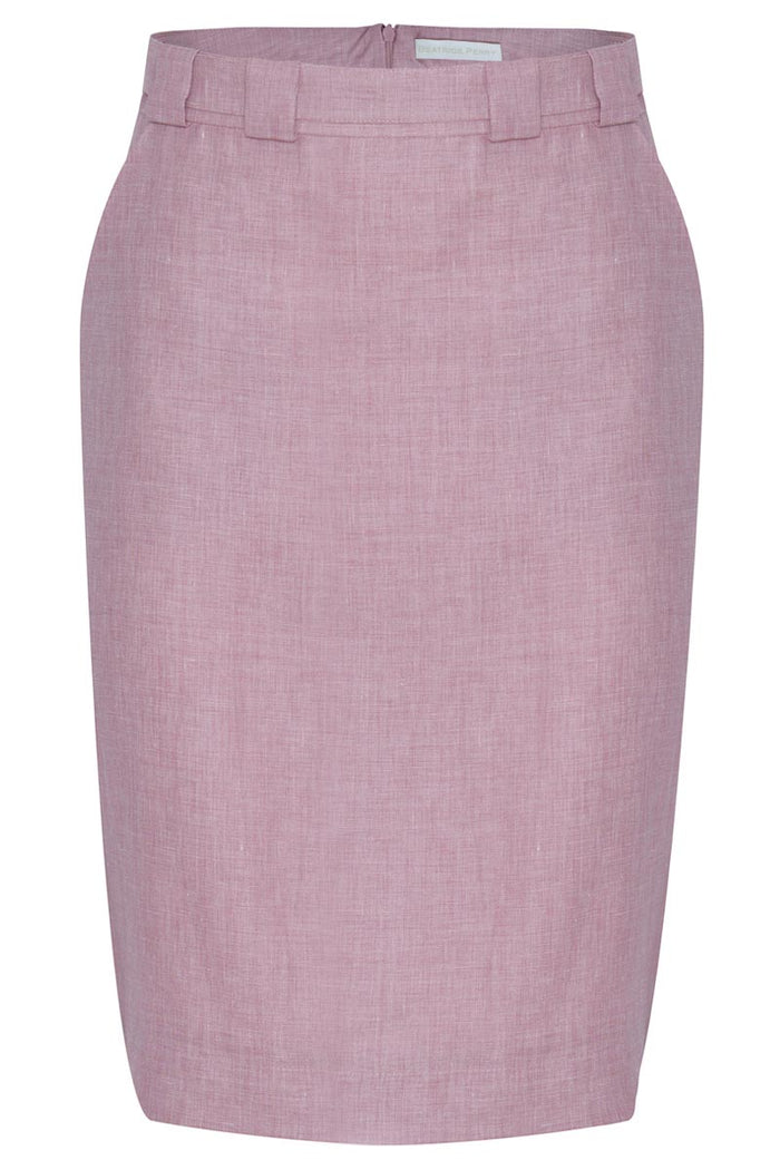 Lutea Skirt · Raspberry